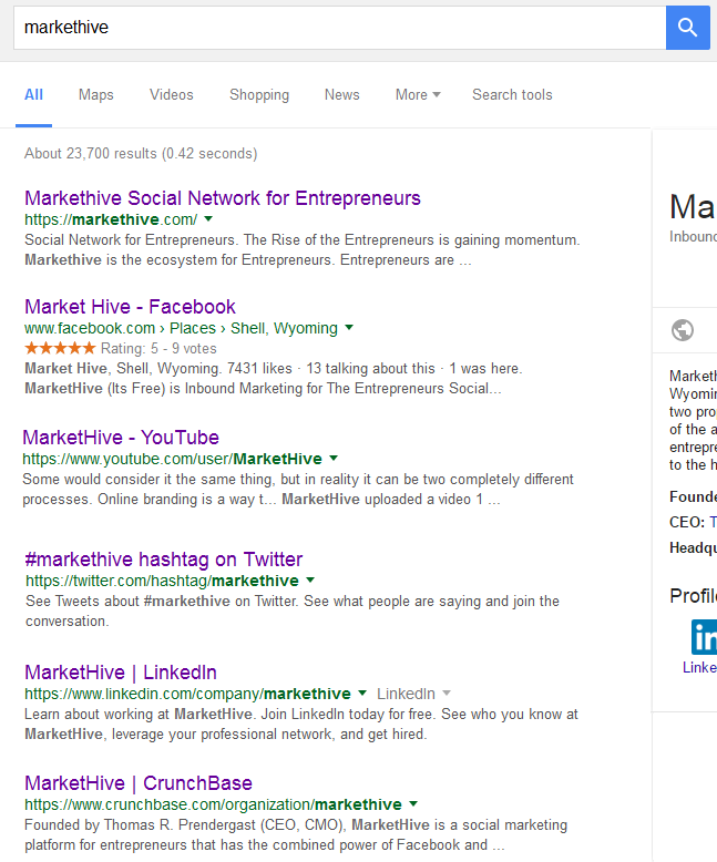 Google Search Markethive